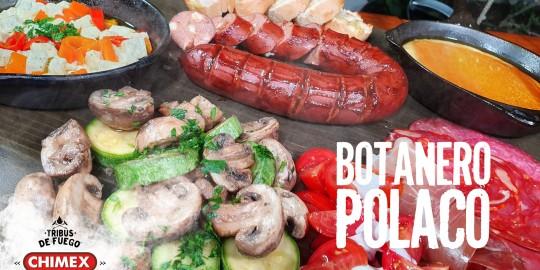 Legados de la tribu - Botanero Polaco