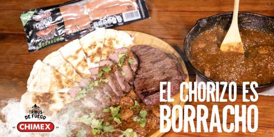 Legados de la tribu - El Chorizo es Borracho