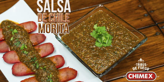 Legados de la tribu - Salsa de Chile Morita